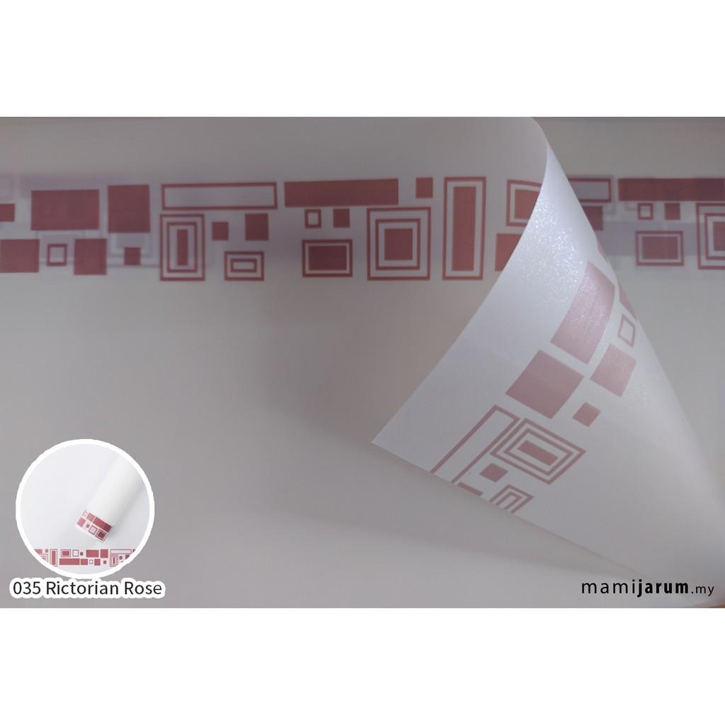 Wrapping paper Square Shape set (20pcs) (Flower/Bouquet) (60 cm x 60 cm)