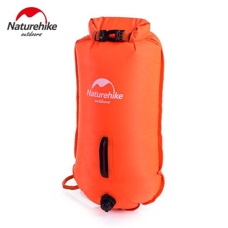 8390f9f8c42 NatureHike Swimming Flotation Bag Life Buoy Pool Floaties Dry Waterproof Bag