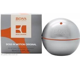 hugo boss orange in motion