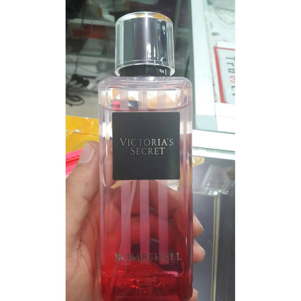 (Hot Item)Victoria's Secret Victoria'S Secret Bombshell Perfume Body Mist 8.4Oz