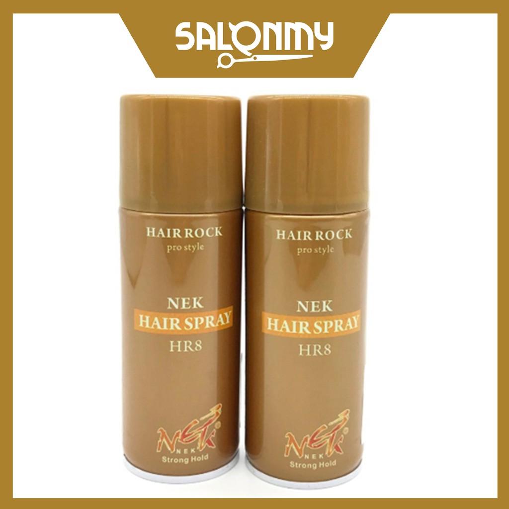 NEKPro Strong Hold Hair Spray 100ml (Buy 1 Free 1)