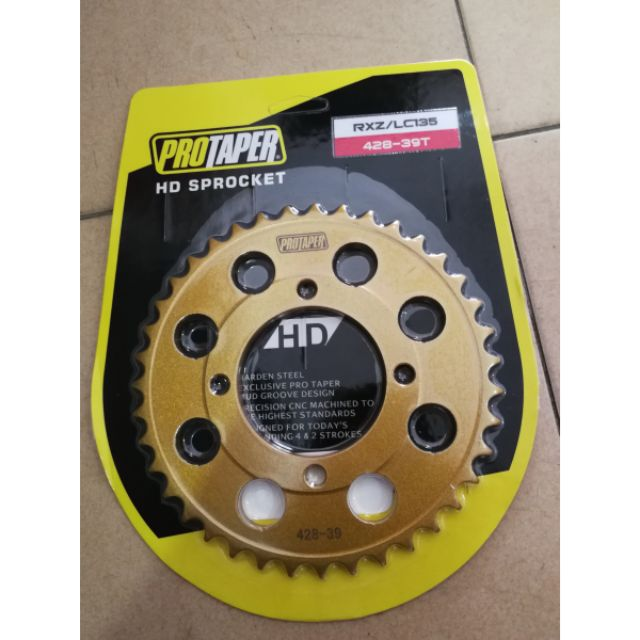 LC135 HD Sprocket 428