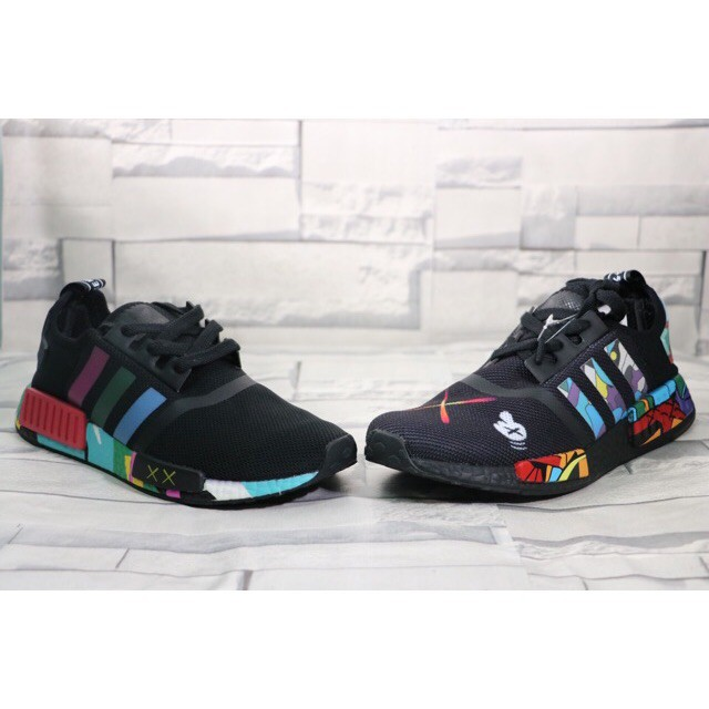 check out 9a95d c254f ready stock original Adidas NMD R2 Boost Running shoes Women's Sneakers