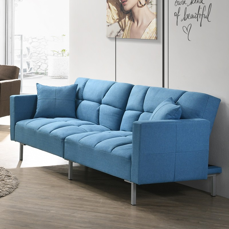 Furniture Direct Combi Super Wide 3 Seater Sofa Bed/ fabric sofa bed