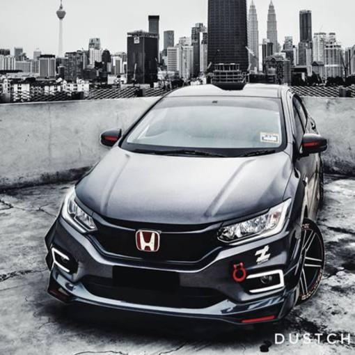 honda city 2018 bodykit drive 68