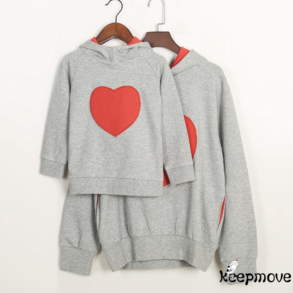 d51760faaa757 YYV-Family Clothes Mother Daughter Matching Winter Sweater Outfits Hoody  Dress