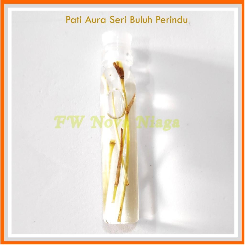 Terhad! Minyak Pati Aura Seri Buluh Perindu Asli (Bambusa magica) 2ml / Buluh Perindu Gunung Jerai