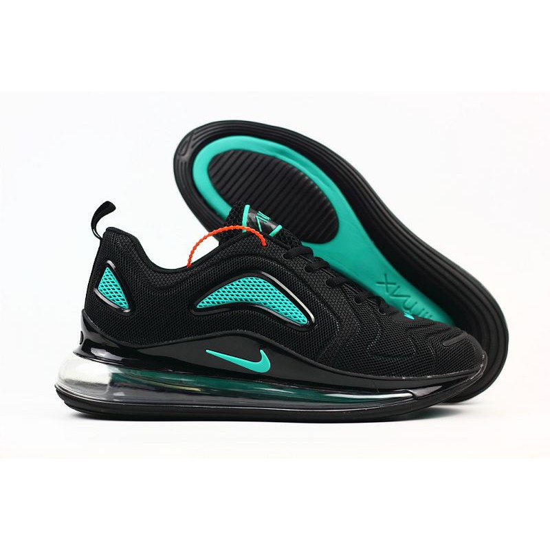 website for discount hot new products new high Old Nike Air Max 720 KPU Mens Shoes Black Green