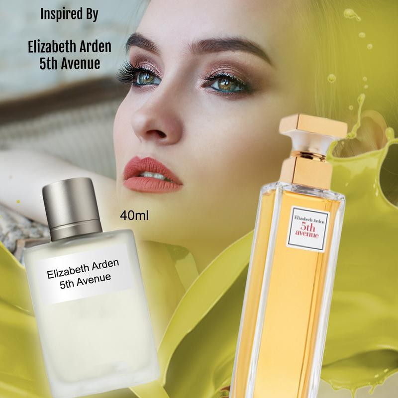 Elizabeth Avenue Perfume 5th 40ml Inspired Arden ZuOPikXT
