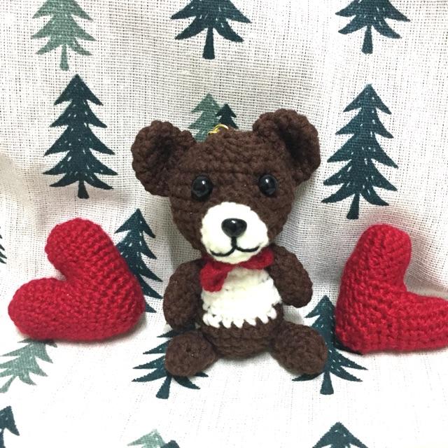 Mr bean teddy crochet bear crochet teddy bear baby shower   Etsy   640x640