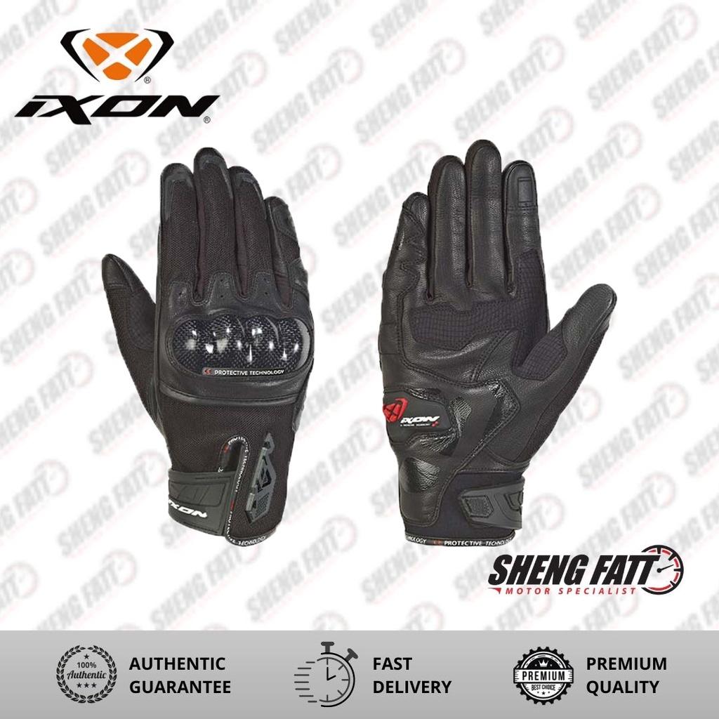 Ixon RS Rise Air Glove Riding Gear Black