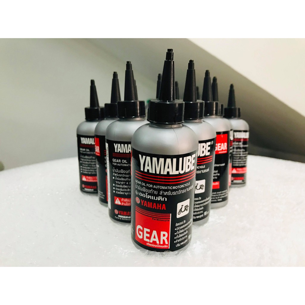 YAMALUBE SCOOTER MINYAK GEAR OIL GEAROIL 4AT 4T YAMAHA EGO NOUVO S ICON  SPACY