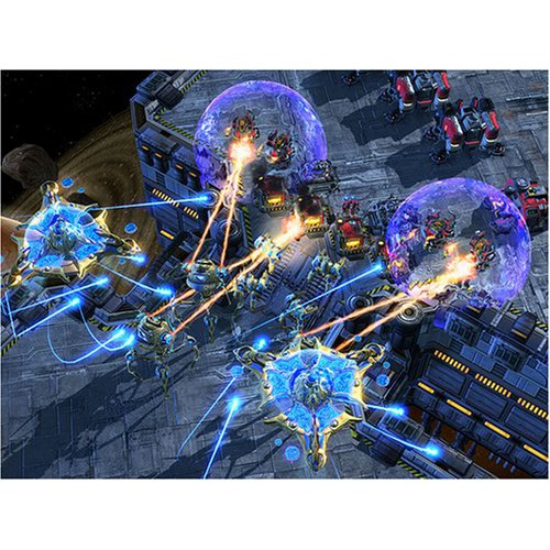 PC StarCraft II: Wings of Liberty