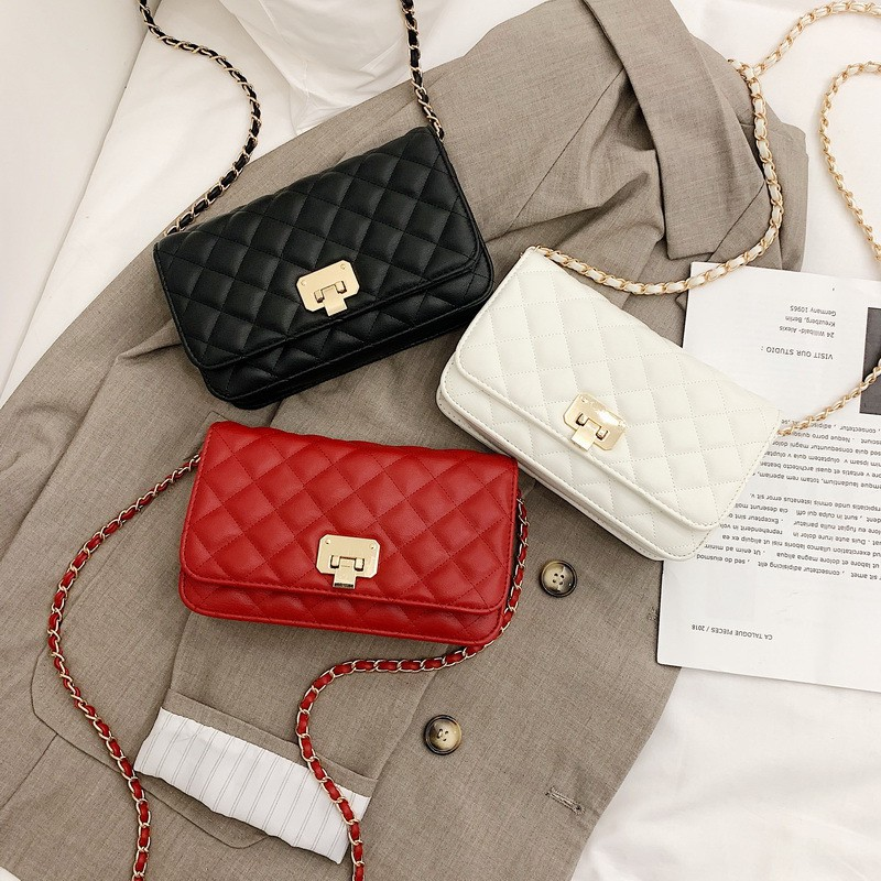 Fashion Women Shoulder Bags Sling Bag PU Leather Trend Casual Gifts