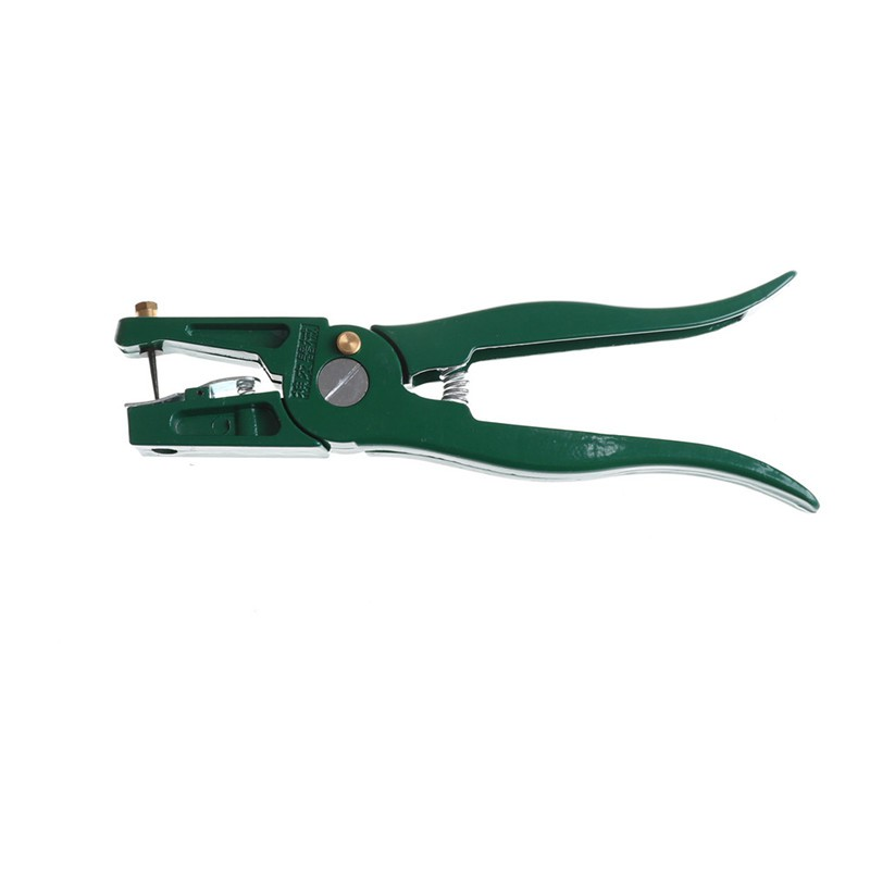 Cattle Livestock Ear Tag Plier Applicator Puncher Tagger`Identification Too/_CH