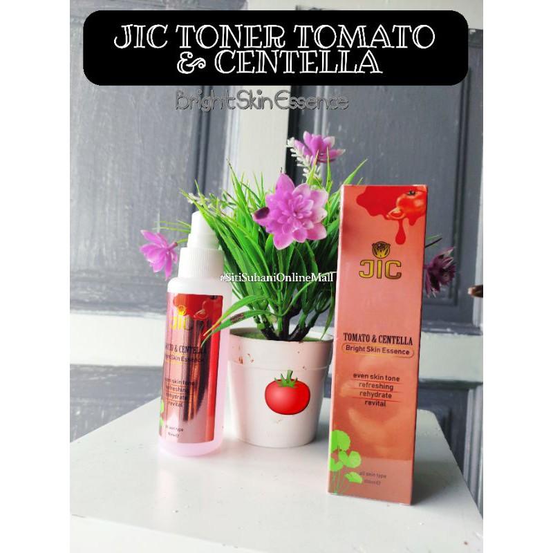 Toner Tomato by JIC JIC TONER TOMATO & CENTELLA + FREE GIFTS
