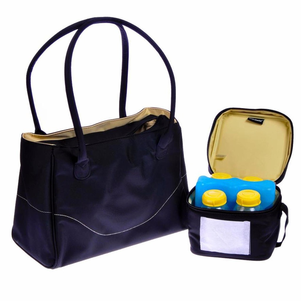 Clear Stock Medela Citystyle Breast Pump Bag Cooler Bag Shopee Malaysia