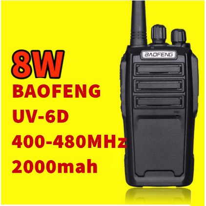 Extended 6X AA Battery Case Pack Shell BAOFENG UV5R 5RA 5RB 5RA+ BL-5L Way Radio | Shopee Malaysia