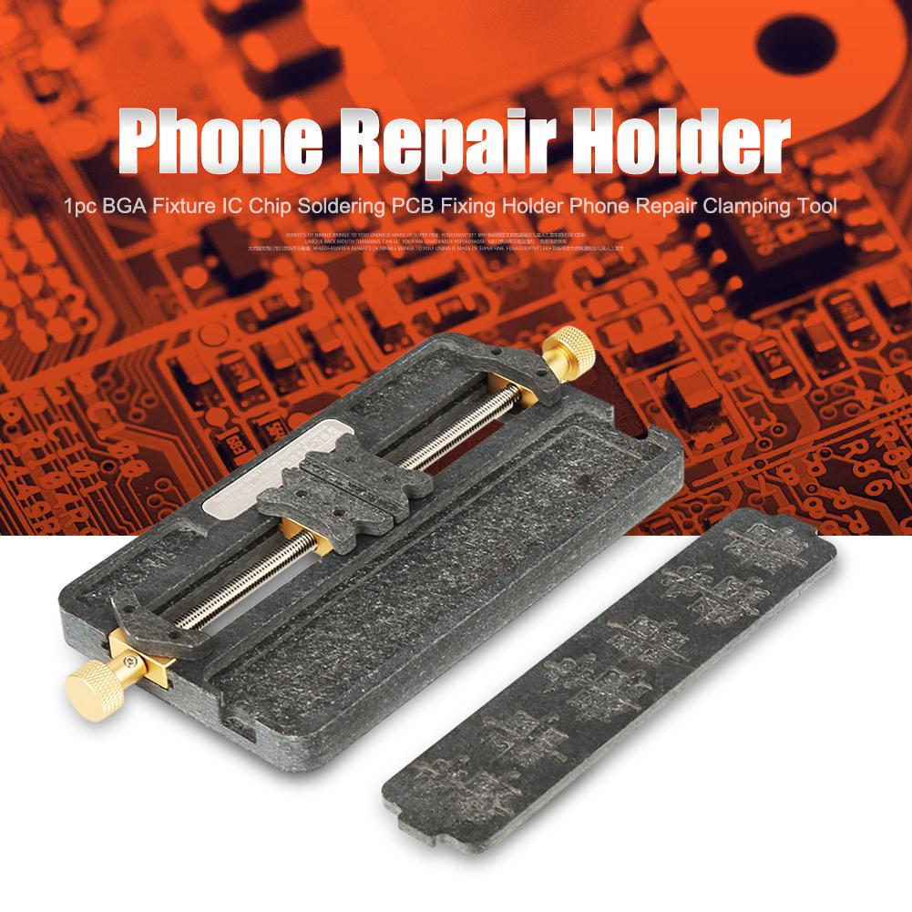 Fixture Ic Chip Soldering Pcb Fixing Holder Phone Repair Clamping Details About Circuit Board Tool Fixtures Kit For Like 1 Share To