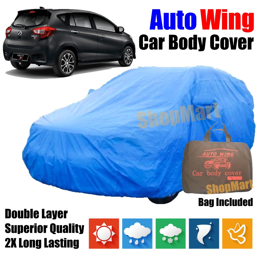 Renault Clio Premium Full Car Cover UV Protection Waterproof Breathable