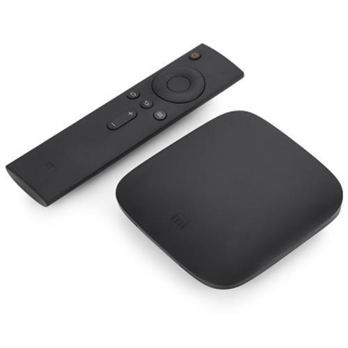 ORIGINAL XIAOMI MI 3C TV BOX 4K 64BIT ANDROID HDMI CHINESE VERSION (BLACK)
