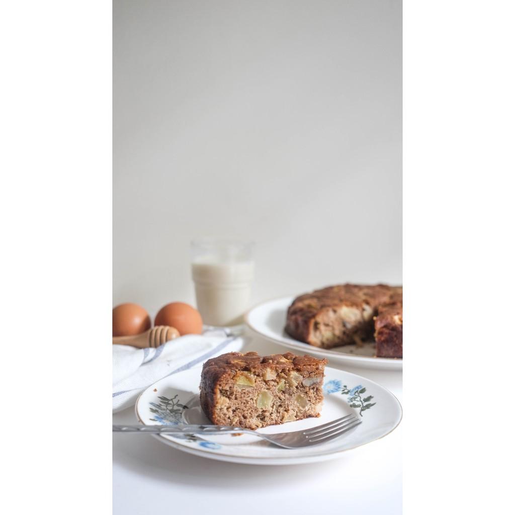 Recipe Box 2 - Coconut Flour Apple Cake Premix
