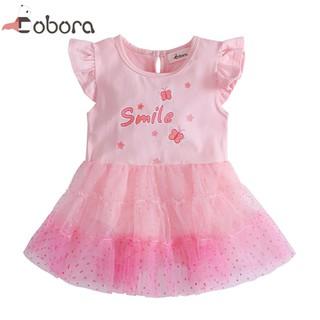 65803e16e306f BOBORA 3-18 Months Baby Girl Romper Tutu Skirt Clothes Outfits ...