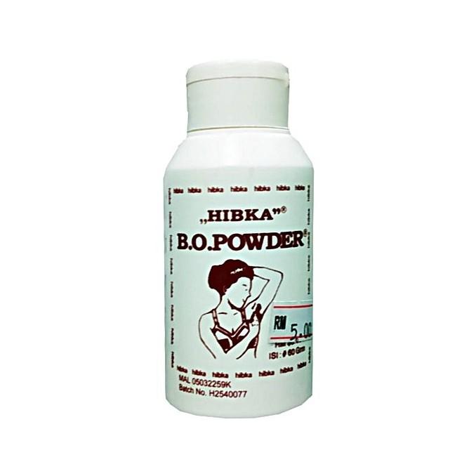 Hibka B.O.Powder (60gram)