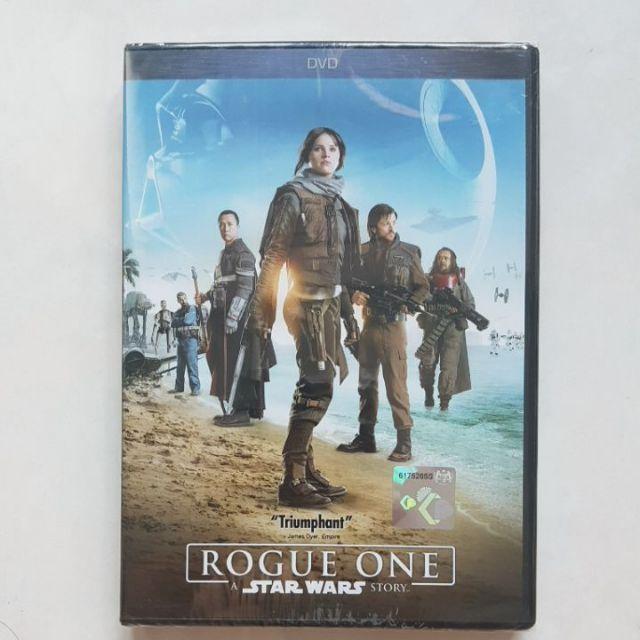 Rogue One A Star Wars Story 2016 Dvd Shopee Malaysia