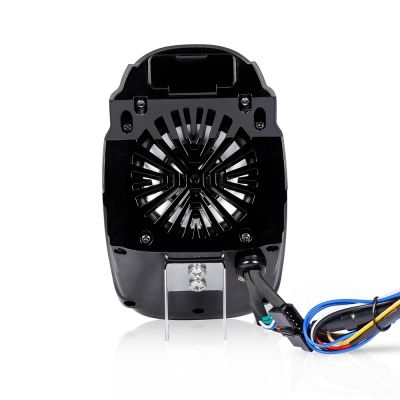 MT472 Motorcycle Bluetooth Speaker Streamlined Design (BLACK)