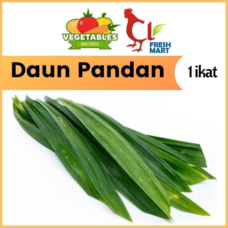 Daun Pandan / Pandan Leaf (1 Ikat)