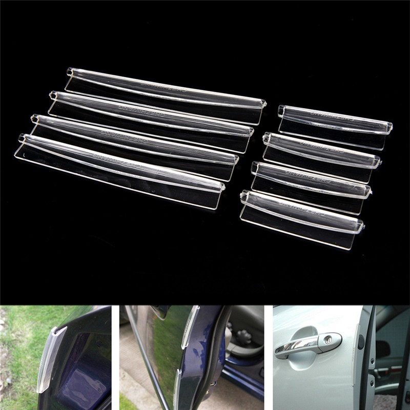 Car Styling Door Edge Scratch Crash Protection Strip Bar Anti Collision Strip | Shopee Malaysia