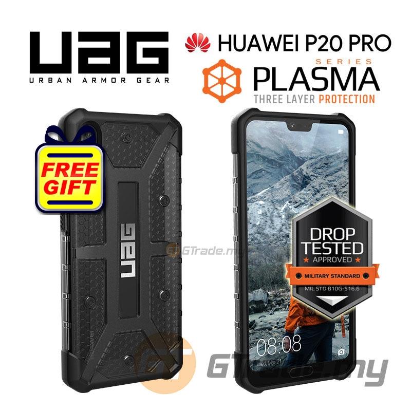 buy online fea79 eab4d UAG Urban Armor Gear Plasma Case Huawei P20 Pro Ash *Free Gift