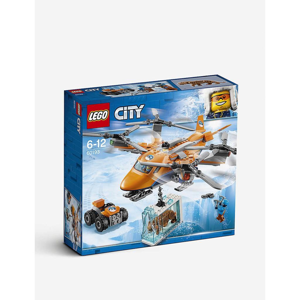 LEGO Arctic Air Transport playset