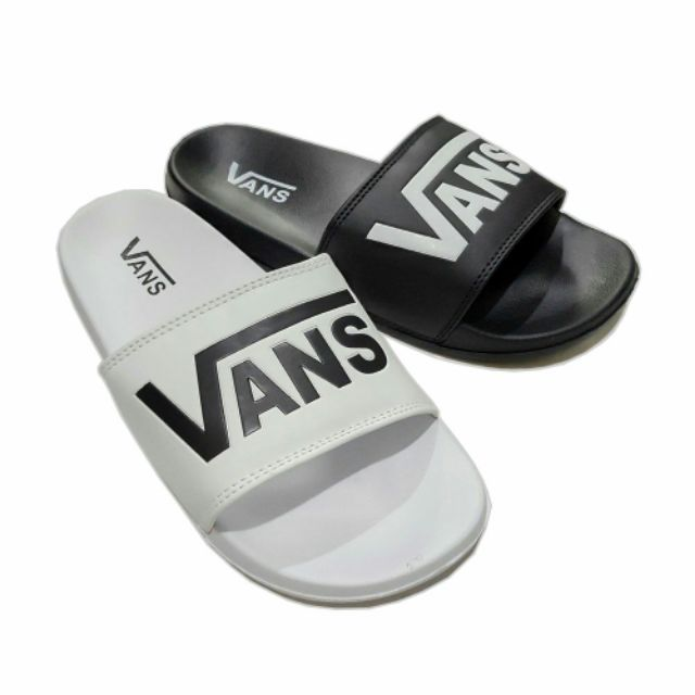 💥NEW ARRIVAL💥VANS SANDAL BLACK, WHITE [40-45 EURO]