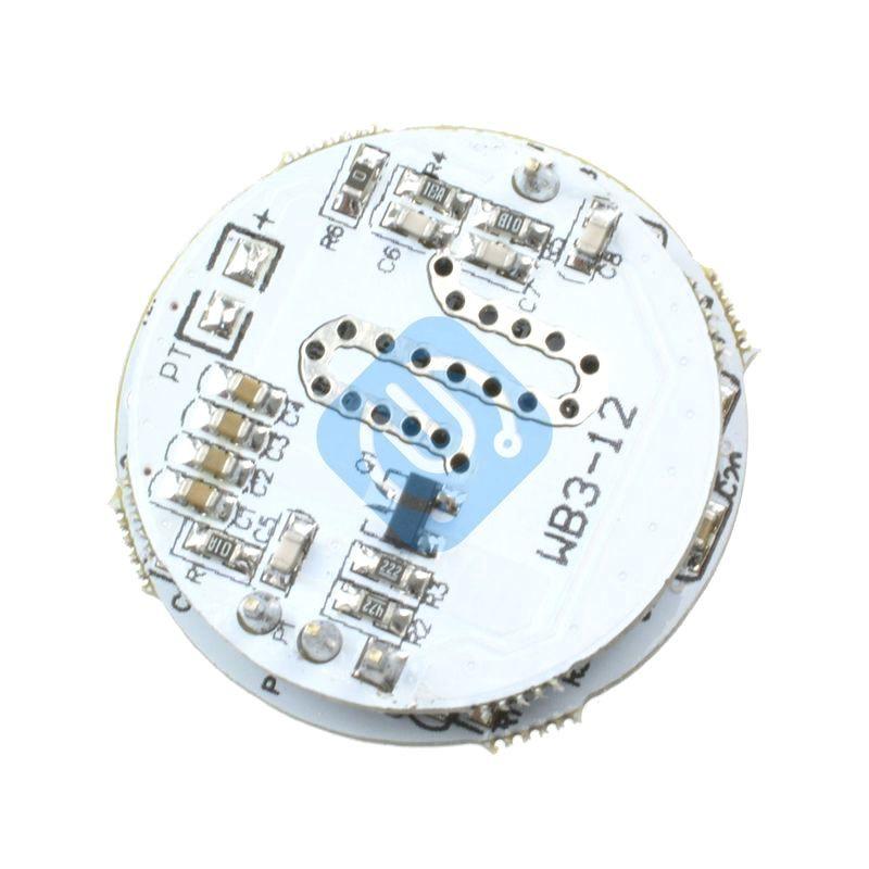 Auto LED Microwave Radar Sensor Module 3-12W Microwave Radar Sensoring  Switch Mo