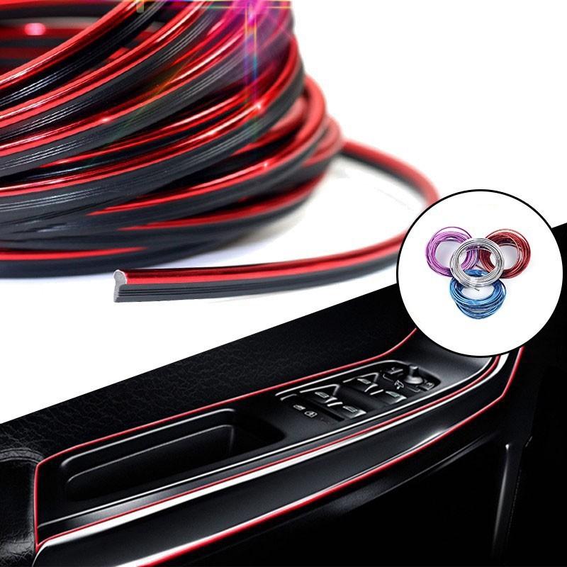 Car interior trim strip rubber seal 1 meters