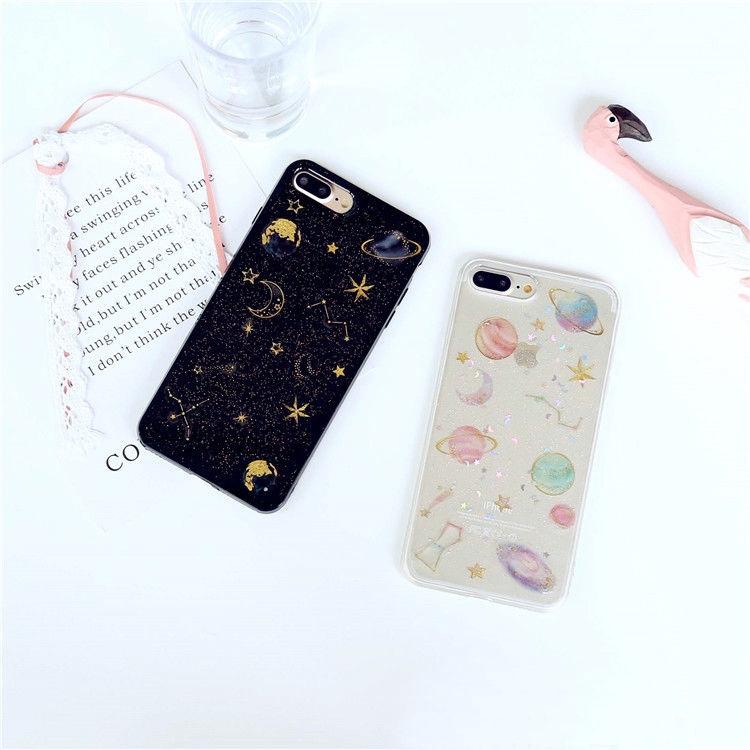 The swinging moon iPhone 11 case