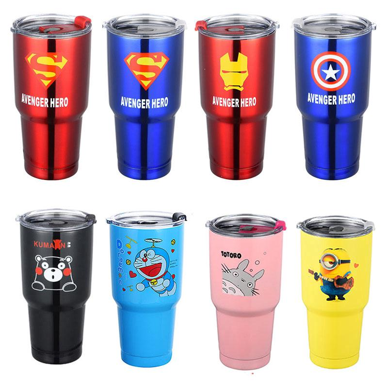 Reacly Stock Hot 900ml Rocky Mountain Tumbler Stainless