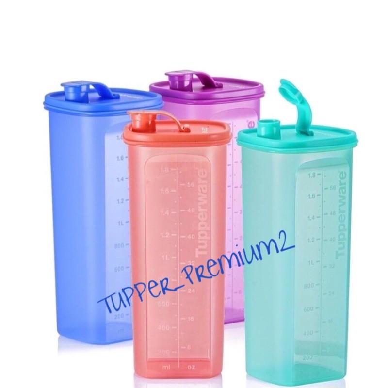 💥Ready Stock!💥Tupperware Fridge Water Bottle 2L (1 Unit OR 2 Units)