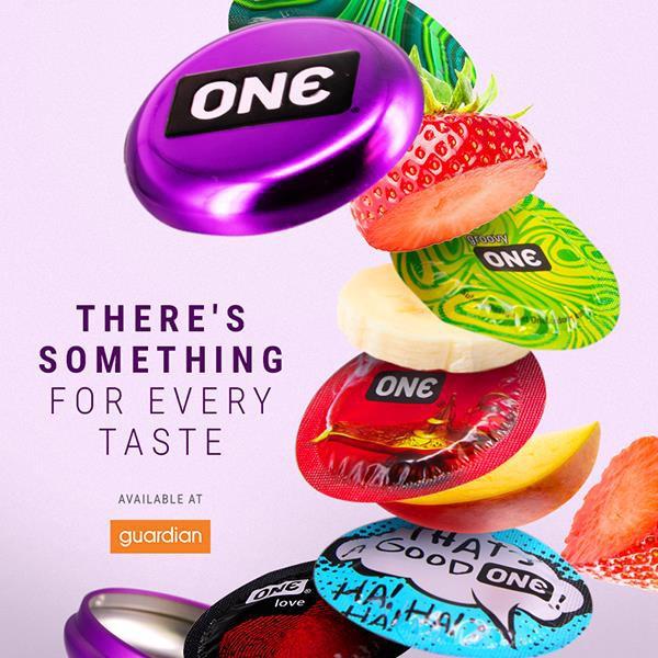 One Mixed Pleasures Condoms 3s + One Hyperthin Condoms 3s