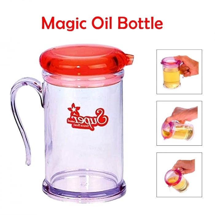 MALAYSIA- 400ml Cooking Oil BOTOL MINYAK MAGIK