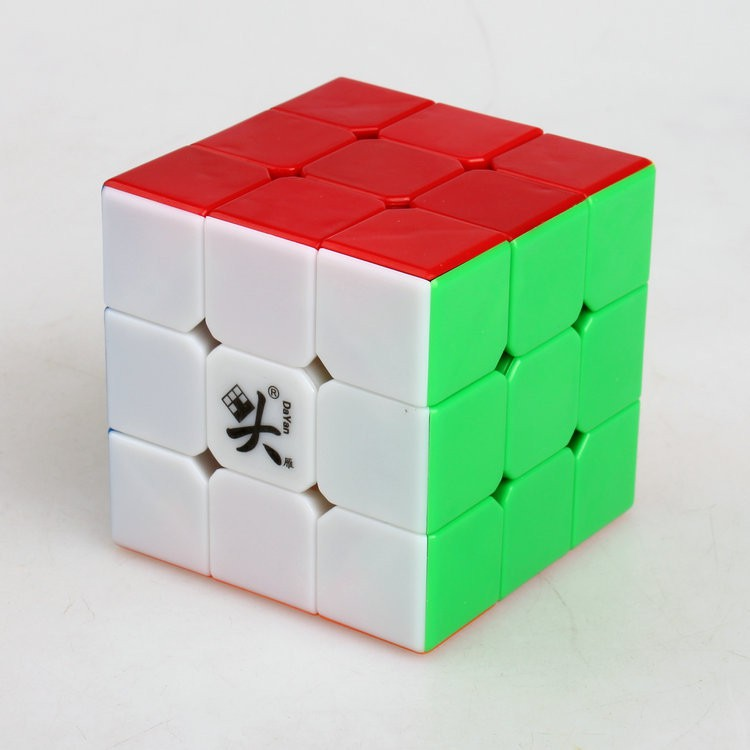 Yuxin Red Kylin 6x6x6 Speed Contest Magic Cube Twist Puzzle Kids Fancy Toys