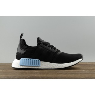 San Francisco buty na tanie świetna jakość Adidas Men's NMD R8 Runner Primeknit Boost Running Shoes Black