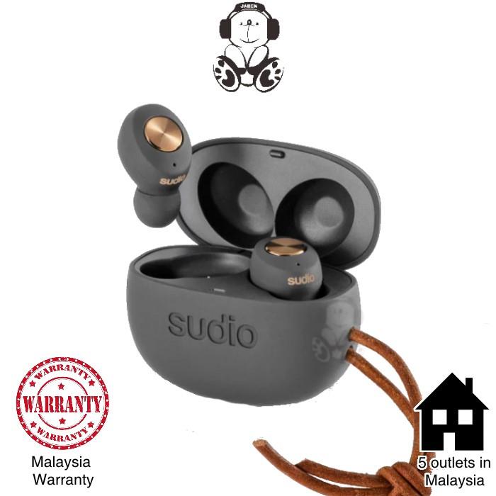 Sudio TOLV Artisan Elegant Premium TWS True Wireless In-Ear Earphones