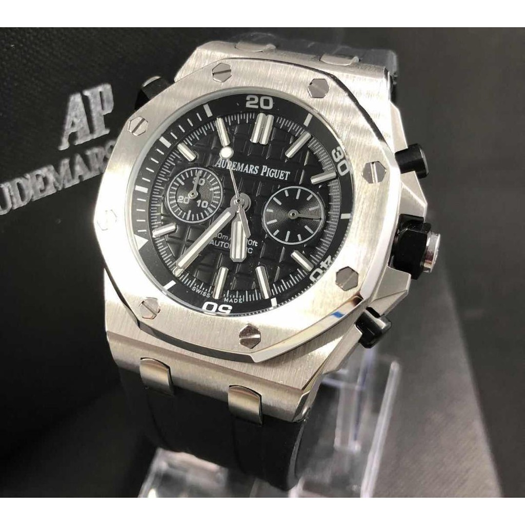 MEN WATCH COLLECTION A_P RUBBER STRAP AUTOMATIC