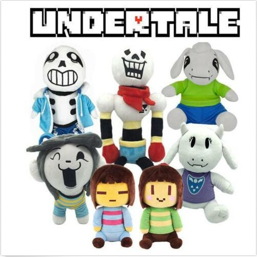 NEW 25CM Undertale Temmie Plush Toy Doll Kids Gift