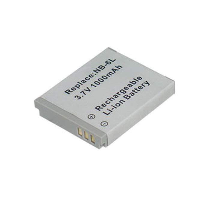 NB-6L Battery for Canon PowerShot D10 D20 ELPH 500 HS S90 SD770 SD980  SD1200  d903257c7d