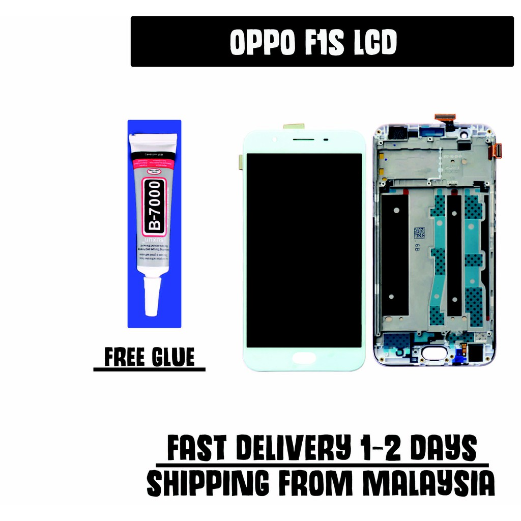 OPPO F1S /A59 LCD SCREEN TOUCH DISPLAY REPLACEMENT