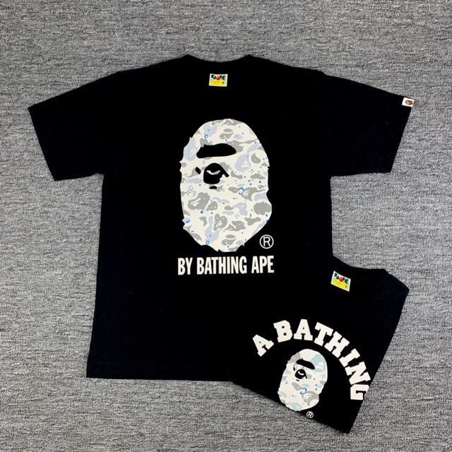 87e5e6320dd7 Bape / A Bathing Ape Lava Tee , T Shirt 100% AUTHENTIC ORIGINAL | Shopee  Malaysia
